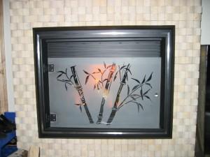 fireplace-bamboo